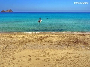 Παραλία Ξερόκαμπος